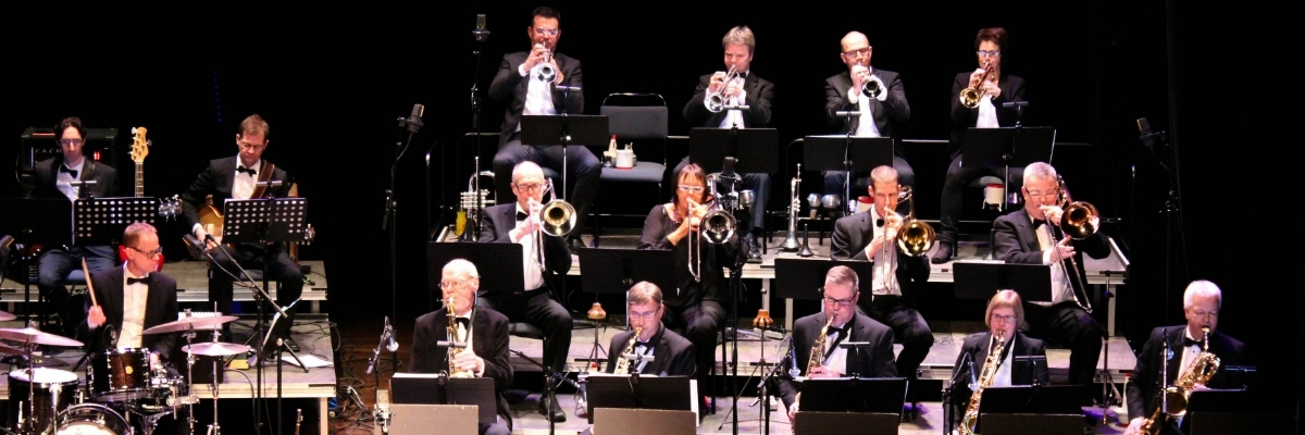 Bild på Edmonds Big Band